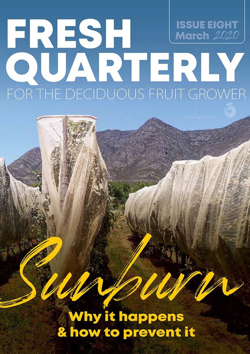 Fresh Quarterly Issue 08