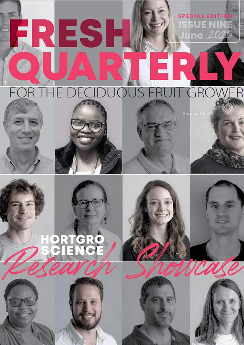 Fresh Quarterly Issue 09