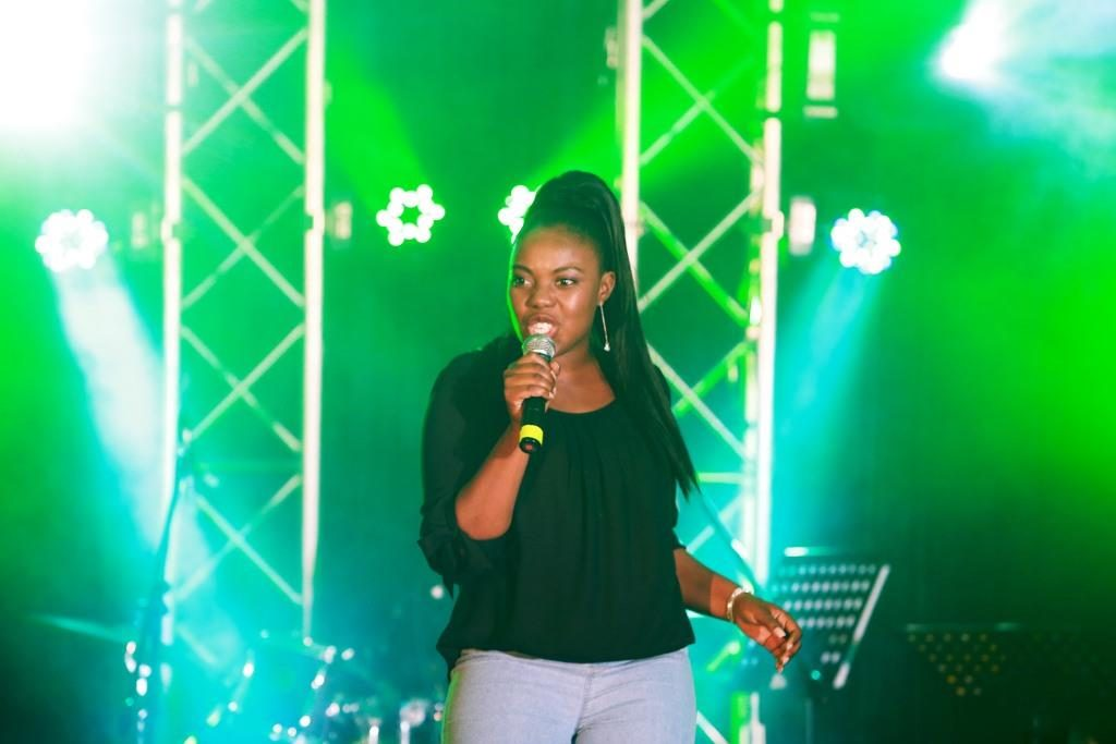 Gallery Agris Got Talent 2019 Nonku Singing