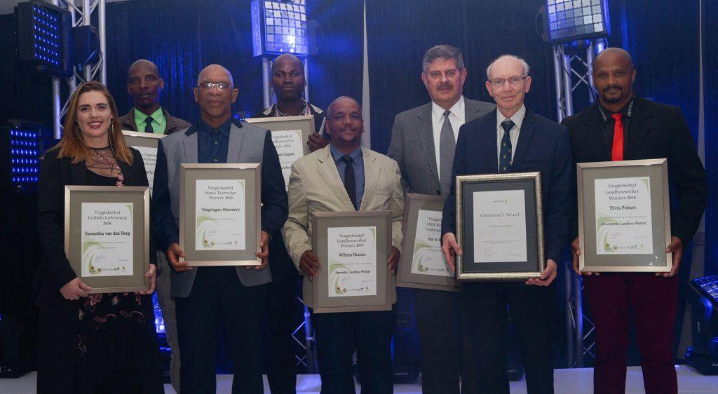 Gallery Deciduous Fruit Gala Evening Awards 2018 Winners