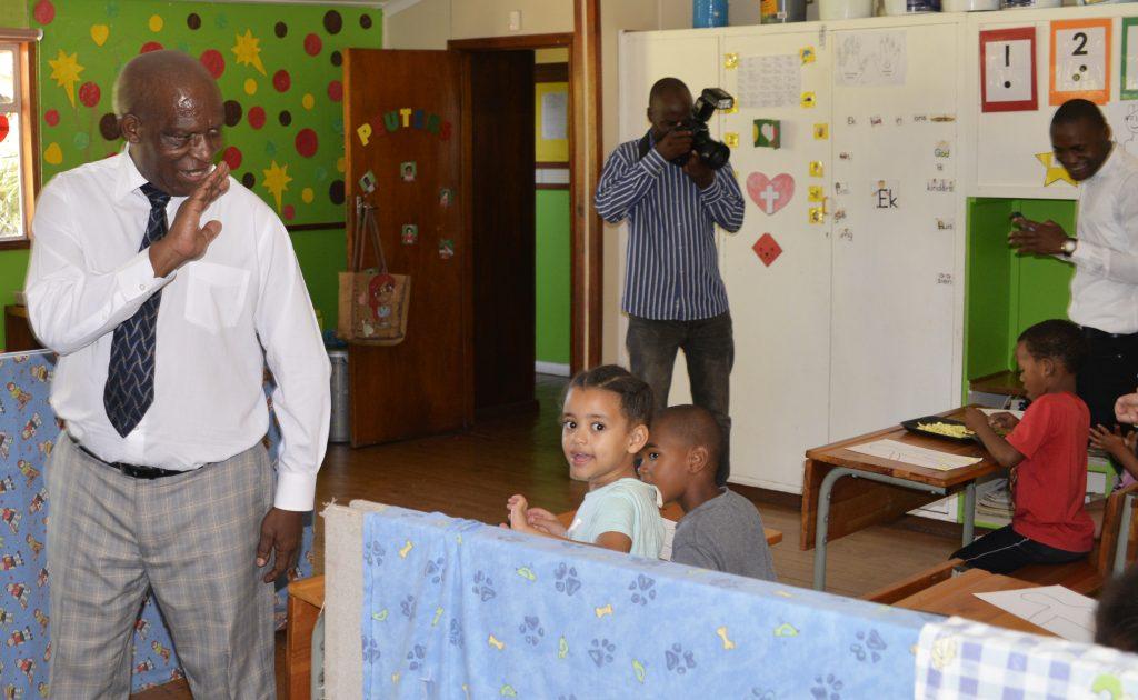 Gallery Hortgro Daff Minister Visit