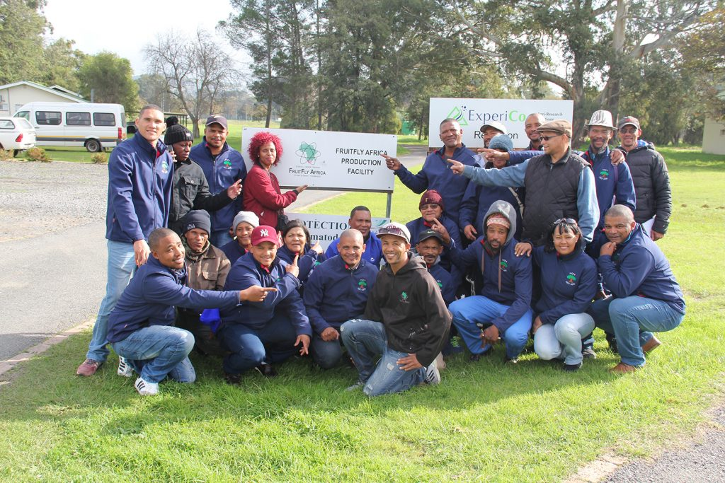 Gallery Hortgro Industry Tours Group Photo Fruitfly Africa