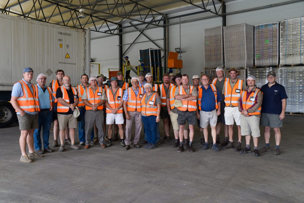 Gallery Hortgro Northern Province Stone Fruit Producers Visit