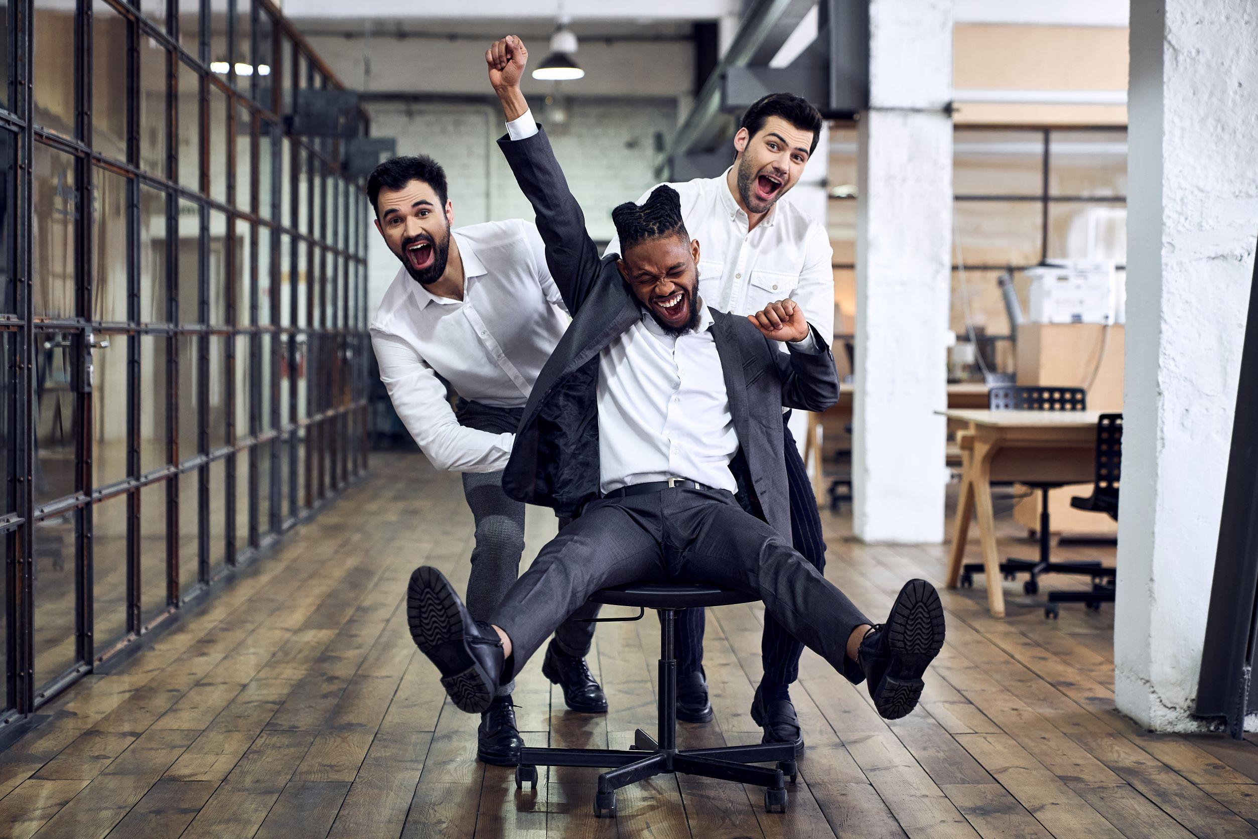 Fun In Office2